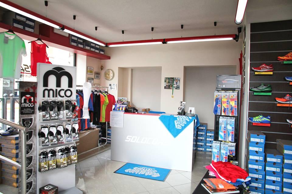 NEGOZI SPORT: SOLO CORSA il negozio specializzato nel running ! (3/6)