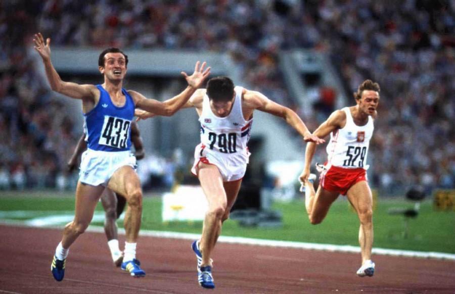 Gli allenamenti di Pietro Mennea , le tabelle prima dell'olimpiade di Mosca dell'1980 (1/2)