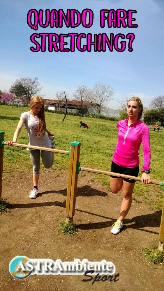 La mobilità articolare : allungamento attivo-passivo e stretching (2/3)