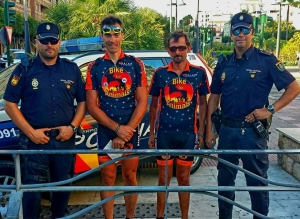 22.08.14 Almeria polizia