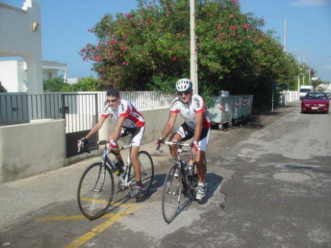 in bici con mio figlio Simone (1).JPG